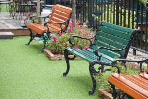 Artificial Grass for Commercial Landscaping