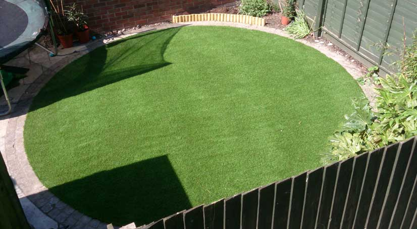 Fake Lawn Landscaping in Dorset, Poole Hampshire and Bournemouth