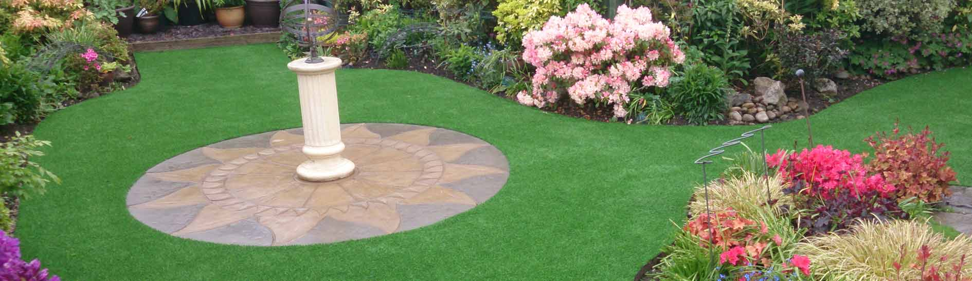 Artificial grass Landscaping in Dorset, Poole Hampshire and Bournemouth